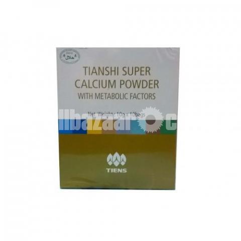 Tiens Super Cacium Powder With Metabolic Factors - 1/2