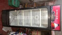 Singer fridge