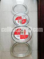 PIRAX Glass Serving Dish 4Pcs- Microwavable