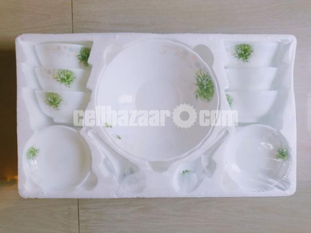15 Pcs Ceramic Soup Set - 1/1