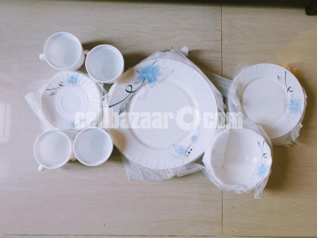 20 Pcs Ceramic Dining Set - 2/2
