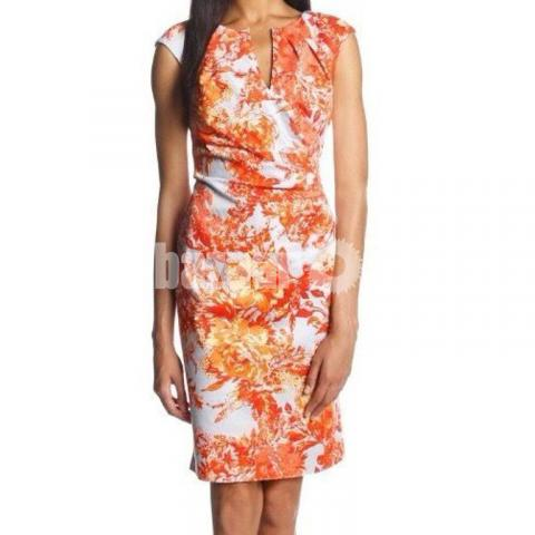 Floral dress - 1/5