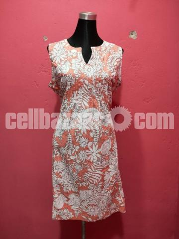 Floral dress - 4/5
