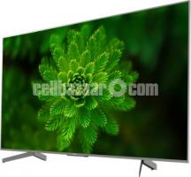 SONY BRAVIA 55 inch X8000G 4K ANDROID VOICE CONTROL TV