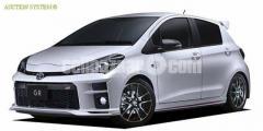 Toyota VITZ ncp131