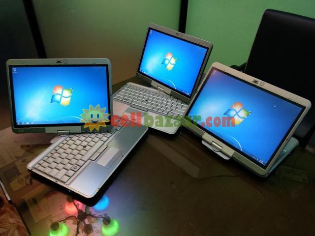 HP Eltebook Revolev core 2 Duo - 1/2