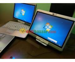 HP Eltebook Revolev core 2 Duo - Image 2/2