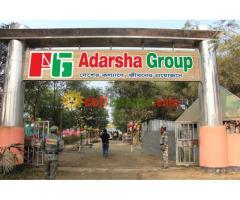 দক্ষিনমুখী প্লট@Adarsha Group,Purbachol