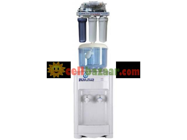 Hot & Cold RO water purifier - 1/1
