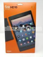 "New Amazon Fire HD 10 Tablet 10.1"" 1080p Full Display, 32 GB"