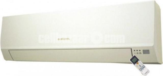Fujitsu Japan O'General 1 Ton Split AC 12000 BTU ASH-12USCCW - 1/2