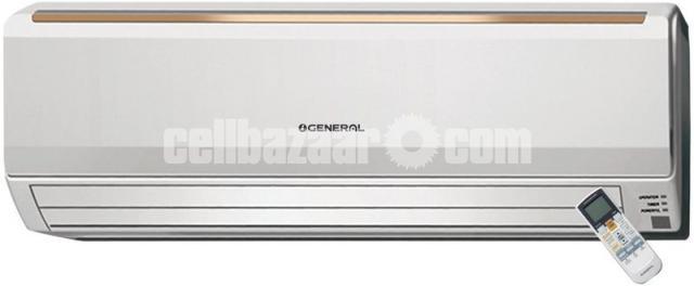Fujitsu Japan O'General 2 Ton Split AC  ASGA-24FMTA - 1/4