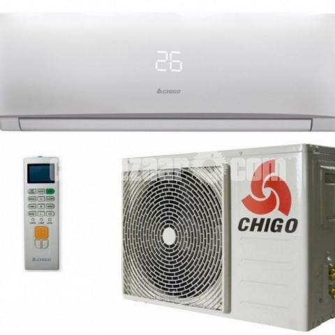 Chigo 2 Ton Fast Cooling Split Air-conditioner  24000 BTU - 1/3