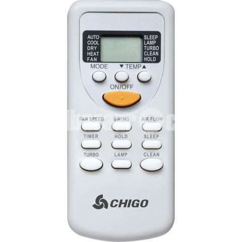 Chigo 2 Ton Fast Cooling Split Air-conditioner  24000 BTU - 2/3