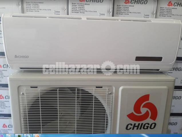 Chigo 2 Ton Fast Cooling Split Air-conditioner  24000 BTU - 3/3