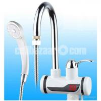 Digital Display Electric Instant Water Heater Tap for Basin with Hand Shower - Image 4/4