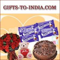 Buy Online Rakhi Gifts at Low Cost for Rakshabandhan 2021-Free Delivery to Vadodara