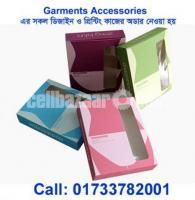 garments accessories list bangladesh