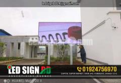 P6 LED Display Panel Display P6 Outdoor Full Color LED Display SMD P6 Outdoor Video Display Outdoor