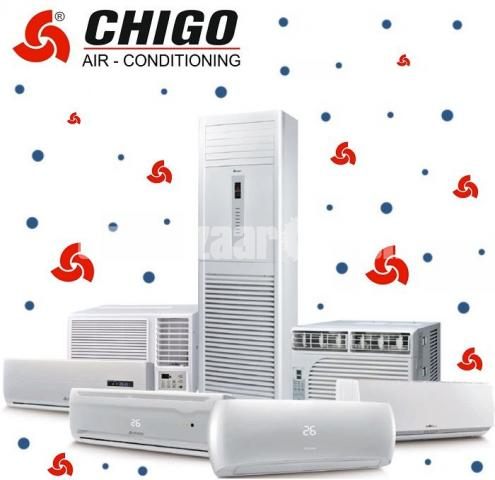 CHIGO 2.5 TON SPLIT AC - 4/5