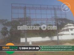 Structure LED Moving Display p6 Screen Outdoor P6 LED Display Panel Display P6 Outdoor
