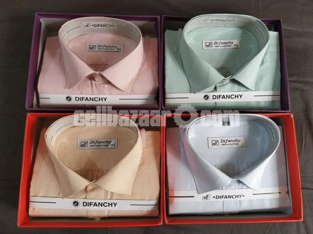 DIFANCHY BOX SHIRT [ whole sale ] - 1/4
