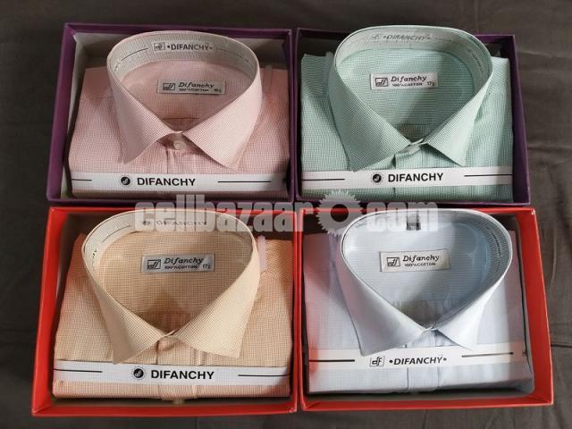 DIFANCHY BOX SHIRT [ whole sale ] - 1/4