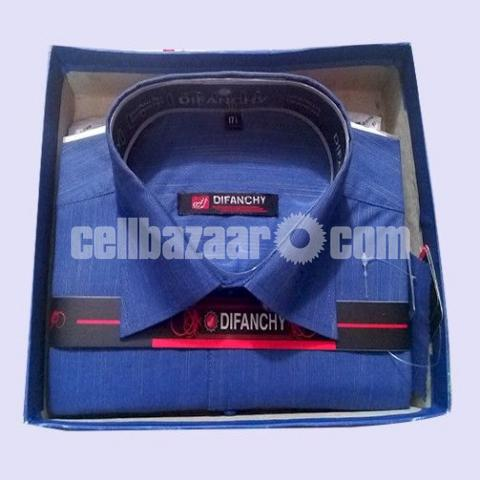 DIFANCHY BOX SHIRT [ whole sale ] - 2/4