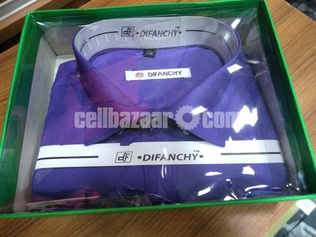 DIFANCHY BOX SHIRT [ whole sale ] - 3/4