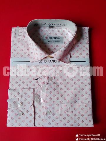 DIFANCHY BOX SHIRT [ whole sale ] - 4/4