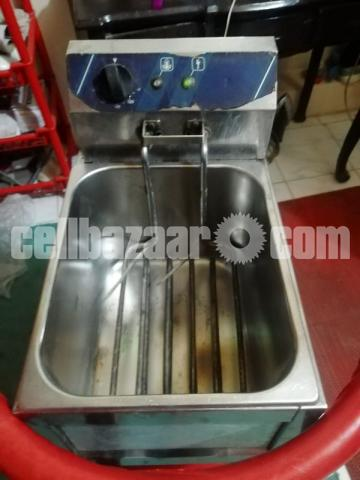 Deep Fryer Machine - 1/1
