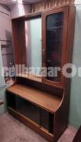 Segun Wood Dressing Table
