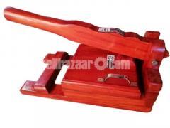 High-Quality Wooden Ruti maker