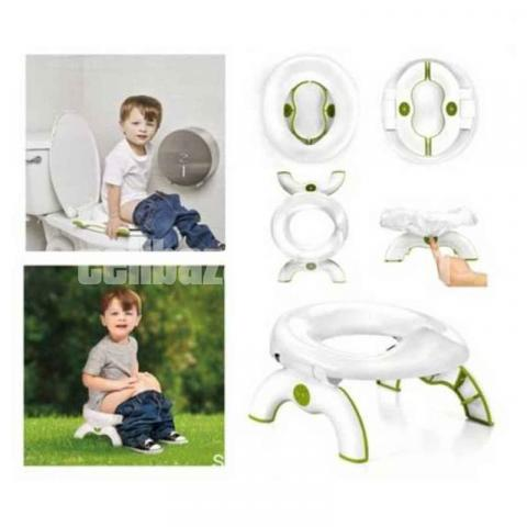 BabyTravel Toilet Seat - 2/7
