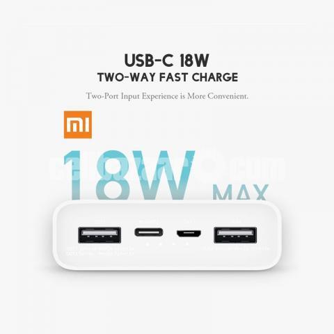 Xiaomi Mi Power Bank Version 3 20000mAh USB-C with QC3.0 18W Portable Powerhouse - 2/5