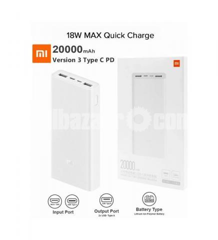 Xiaomi Mi Power Bank Version 3 20000mAh USB-C with QC3.0 18W Portable Powerhouse - 5/5