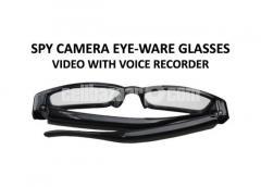 Spy Camera Digital Eye-wear Glasses Hidden Video with Voice Recorder