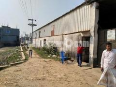 43000sqft shed for rent at kathgora ashulia