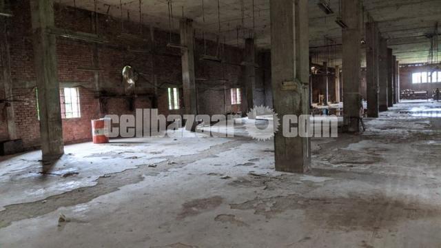 25500sqft factory for rent at araihazar - 5/7