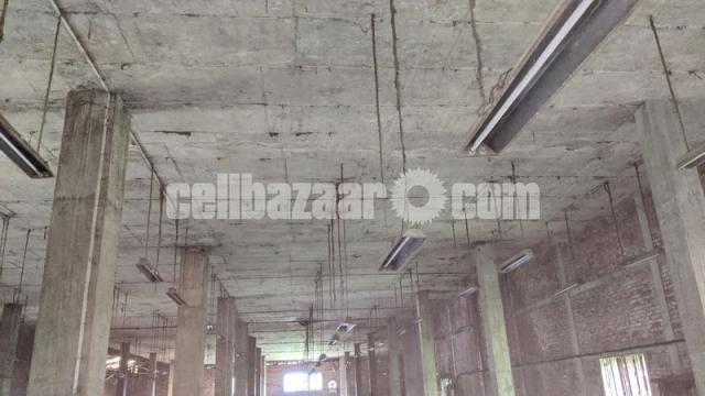 25500sqft factory for rent at araihazar - 6/7