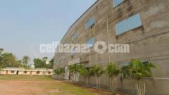 25 bigha land with 20 ton dyeing setup for sale at gazipur - Image 2/9