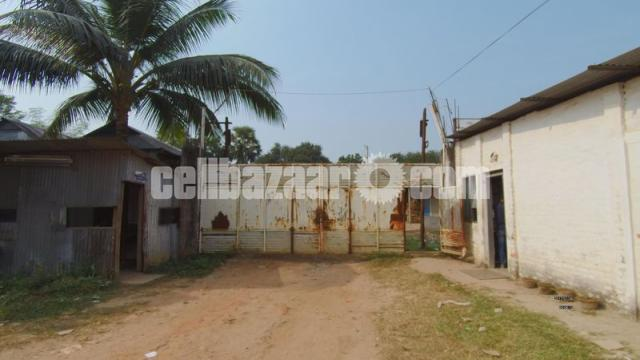 25 bigha land with 20 ton dyeing setup for sale at gazipur - 3/9