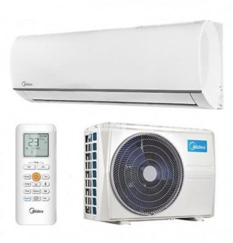 MIDEA 1 TON MSM-12HRI INVERTER HOT & COLD SPLIT AC - 3/5