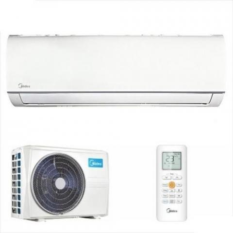 MIDEA 1.5 TON MSE-18HRI-AG1 INVERTER HOT & COLD SPLIT AC - 1/4