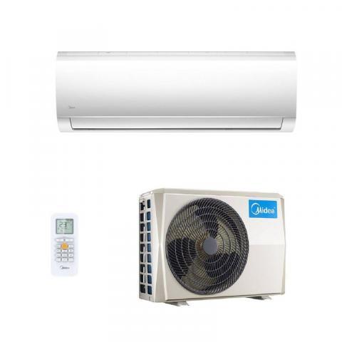 MIDEA 1.5 TON MSE-18HRI-AG1 INVERTER HOT & COLD SPLIT AC - 3/4