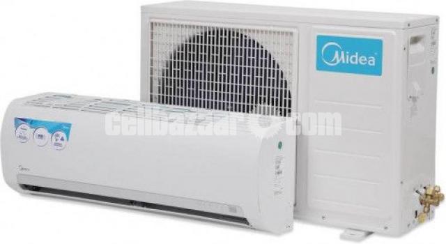 MIDEA 1.5 TON CRN-18AF5S INVERTER SPLIT AIR CONDITIONER - 2/5