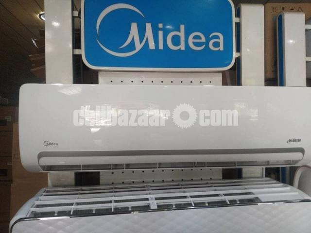 MIDEA 1.5 TON MSA-18CRNEBU SPLIT AIR CONDITIONER - 1/5