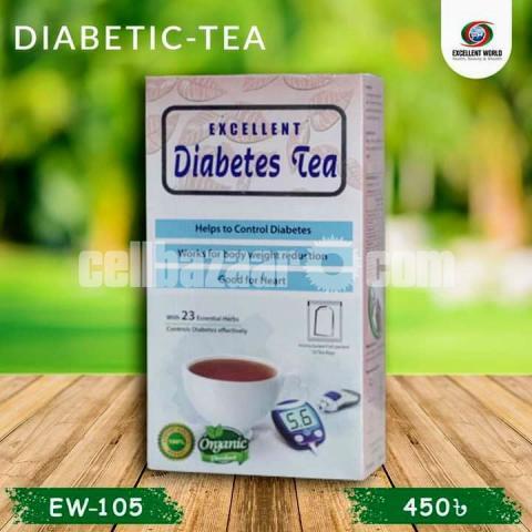 Diabetes Tea - 2/3