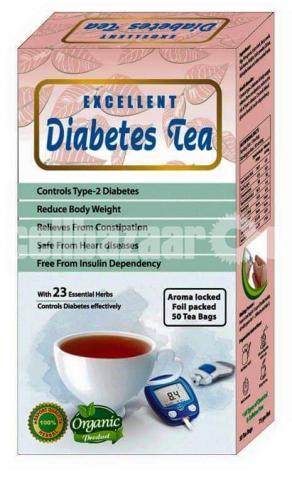 Diabetes Tea - 3/3