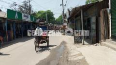 9 satak land with showroom for sale at lalmonirhat